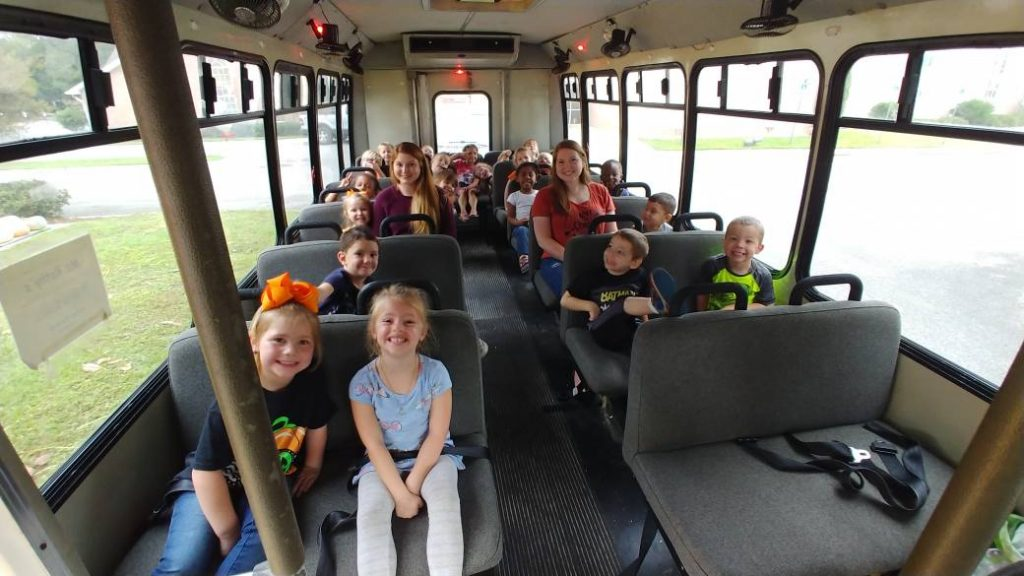 Bus Ride - Miss Kathy's Early Learning Center