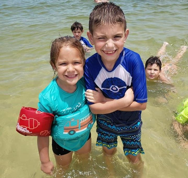 Summer Camp Beach Trip - Miss Kathy's Early Learning Center